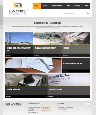 www.lamel.com.pl